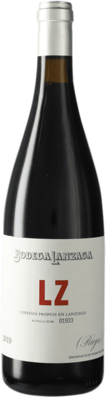 9,95 € Free Shipping | Red wine Telmo Rodríguez LZ D.O.Ca. Rioja The Rioja Spain Bottle 75 cl