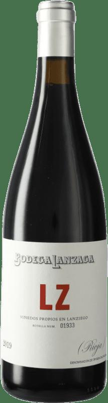 9,95 € Envío gratis | Vino tinto Telmo Rodríguez LZ D.O.Ca. Rioja La Rioja España Botella 75 cl
