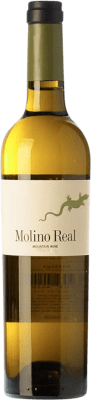 37,95 € Free Shipping | Fortified wine Telmo Rodríguez Molino Real D.O. Sierras de Málaga Andalucía y Extremadura Spain Muscatel Half Bottle 50 cl