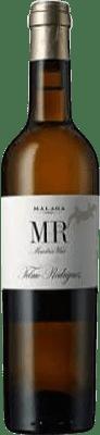 16,95 € Envío gratis | Vino generoso Telmo Rodríguez MR D.O. Sierras de Málaga Andalucía y Extremadura España Moscatel Media Botella 50 cl