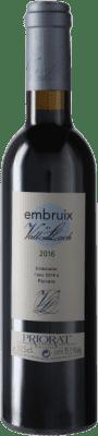 11,95 € | Red wine Vall Llach Embruix Crianza D.O.Ca. Priorat Catalonia Spain Merlot, Syrah, Grenache, Cabernet Sauvignon, Mazuelo, Carignan Half Bottle 37 cl