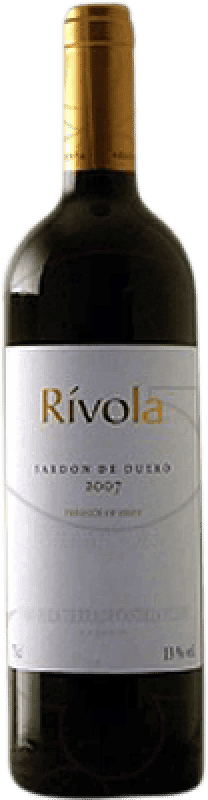 12,95 € Free Shipping | Red wine Abadía Retuerta Rívola Crianza I.G.P. Vino de la Tierra de Castilla y León Castilla y León Spain Tempranillo, Cabernet Sauvignon Bottle 75 cl