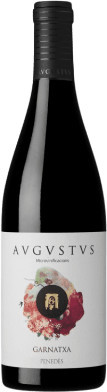 12,95 € | Red wine Augustus Crianza D.O. Penedès Catalonia Spain Grenache Bottle 75 cl