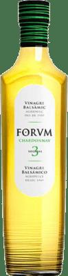 9,95 € 免费送货 | 尖酸刻薄 Augustus Chardonnay Forum 西班牙 Chardonnay 半瓶 50 cl