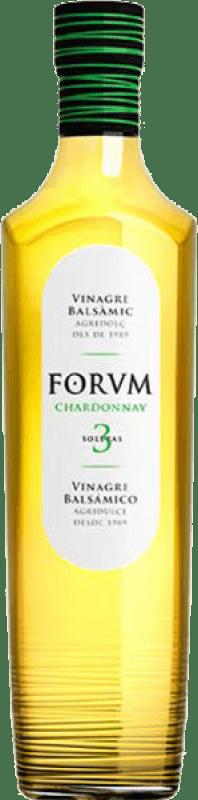 18,95 € Envío gratis | Vinagre Augustus Chardonnay Forum Francia Chardonnay Botella Misil 1 L