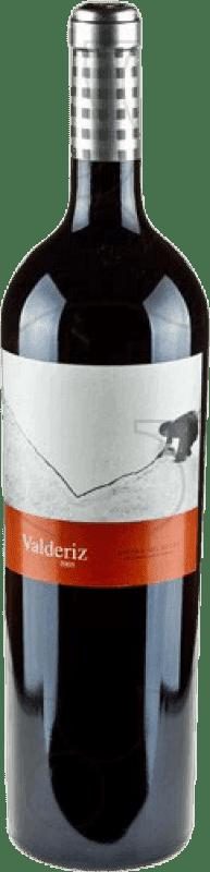 33,95 € Envío gratis | Vino tinto Valderiz Crianza D.O. Ribera del Duero Castilla y León España Botella Mágnum 1,5 L