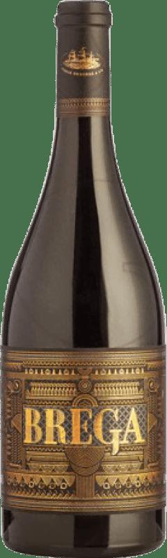 31,95 € 免费送货 | 红酒 Breca Crianza D.O. Calatayud 阿拉贡 西班牙 Grenache 瓶子 75 cl