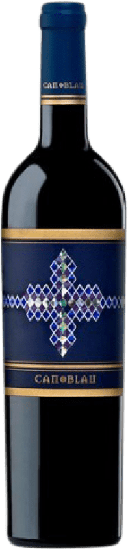 11,95 € Free Shipping | Red wine Can Blau Negre Crianza D.O. Montsant Catalonia Spain Bottle 75 cl