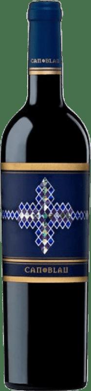 11,95 € Envío gratis | Vino tinto Can Blau Negre Crianza D.O. Montsant Cataluña España Botella 75 cl
