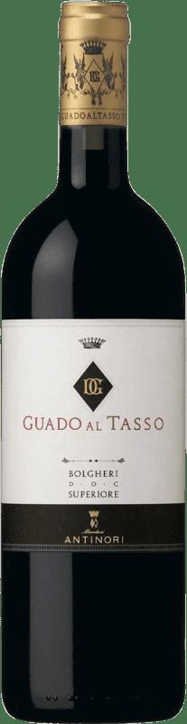 131,95 € | Red wine Guado al Tasso Antinori Otras D.O.C. Italia Italy Merlot, Cabernet Sauvignon, Cabernet Franc Bottle 75 cl