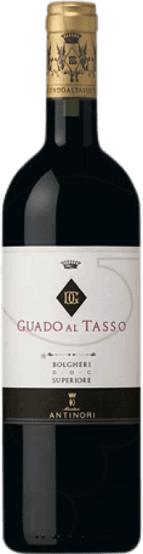 131,95 € Envío gratis   Vino tinto Guado al Tasso Antinori Otras D.O.C. Italia Italia Merlot, Cabernet Sauvignon, Cabernet Franc Botella 75 cl