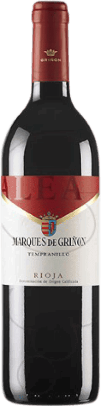 4,95 € | Red wine Marqués de Griñón Alea Joven D.O.Ca. Rioja The Rioja Spain Tempranillo Bottle 75 cl