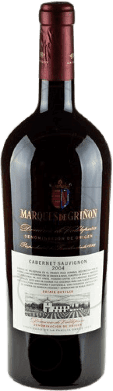 49,95 € Free Shipping | Red wine Marqués de Griñón D.O.P. Vino de Pago Dominio de Valdepusa Castilla la Mancha y Madrid Spain Cabernet Sauvignon Magnum Bottle 1,5 L