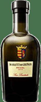 9,95 € Envío gratis | Aceite Marqués de Griñón Picual España Picual Botellín 25 cl