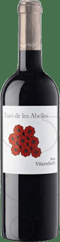 48,95 € Envoi gratuit | Vin rouge Finca Viladellops Turó de les Abelles D.O. Penedès Catalogne Espagne Syrah, Grenache Bouteille Magnum 1,5 L