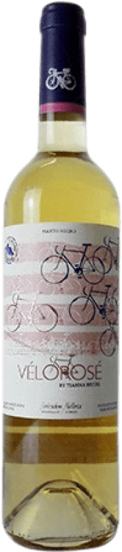 12,95 € Envoi gratuit | Vin rose Tianna Negre Vélo Rosé Joven D.O. Binissalem Îles Baléares Espagne Mantonegro Bouteille 75 cl