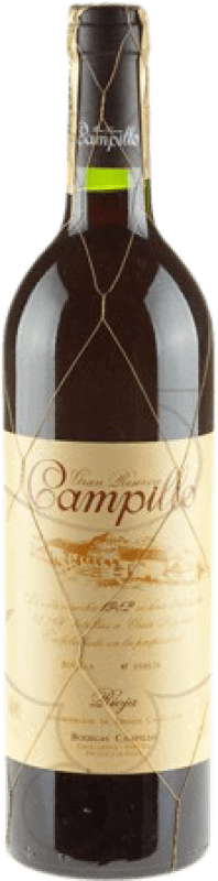 39,95 € | Red wine Campillo Gran Reserva 1994 D.O.Ca. Rioja The Rioja Spain Tempranillo Bottle 75 cl