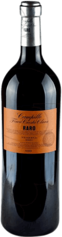 125,95 € | Red wine Campillo Raro 2010 D.O.Ca. Rioja The Rioja Spain Tempranillo Jéroboam Bottle-Double Magnum 3 L