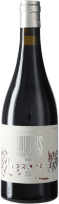 9,95 € Free Shipping | Red wine Portal del Montsant Brunus D.O. Montsant Catalonia Spain Syrah, Grenache, Mazuelo, Carignan Half Bottle 50 cl
