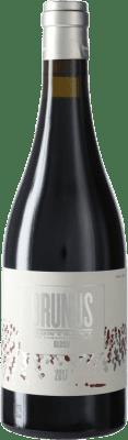 9,95 € Envío gratis | Vino tinto Portal del Montsant Brunus D.O. Montsant Cataluña España Syrah, Garnacha, Mazuelo, Cariñena Media Botella 50 cl