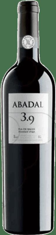 47,95 € 免费送货 | 红酒 Masies d'Avinyó Abadal 3.9 Reserva D.O. Pla de Bages 加泰罗尼亚 西班牙 Syrah, Cabernet Sauvignon 瓶子 Magnum 1,5 L