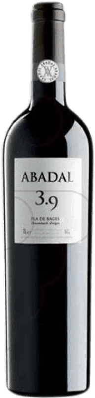47,95 € Envío gratis | Vino tinto Masies d'Avinyó Abadal 3.9 Reserva D.O. Pla de Bages Cataluña España Syrah, Cabernet Sauvignon Botella Mágnum 1,5 L