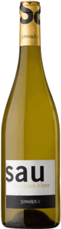 9,95 € | White wine Sumarroca Joven D.O. Penedès Catalonia Spain Sauvignon White Bottle 75 cl