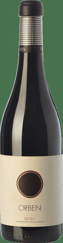 42,95 € Envoi gratuit   Vin rouge Orben Crianza D.O.Ca. Rioja La Rioja Espagne Bouteille Magnum 1,5 L