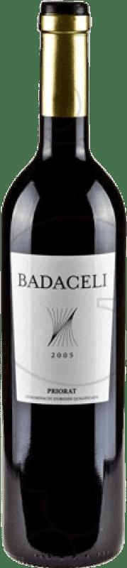 14,95 € Envío gratis | Vino tinto Cal Grau Badaceli Crianza D.O.Ca. Priorat Cataluña España Botella 75 cl