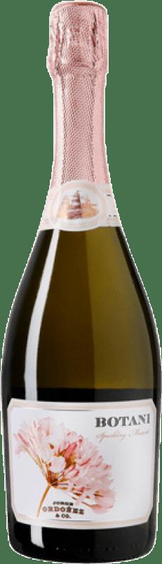 12,95 € 免费送货   白起泡酒 Jorge Ordóñez Botani Muscat 甜美 Andalucía y Extremadura 西班牙 Muscatel 瓶子 75 cl