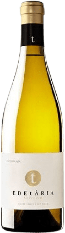 24,95 € Envoi gratuit | Vin blanc Edetària Crianza D.O. Terra Alta Catalogne Espagne Grenache Blanc, Macabeo Bouteille 75 cl