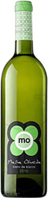 4,95 € | White wine Oliveda Masía Joven D.O. Empordà Catalonia Spain Macabeo, Chardonnay Bottle 75 cl