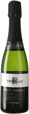 9,95 € Free Shipping | White sparkling Torelló Brut Nature Gran Reserva D.O. Cava Catalonia Spain Macabeo, Xarel·lo, Parellada Half Bottle 37 cl