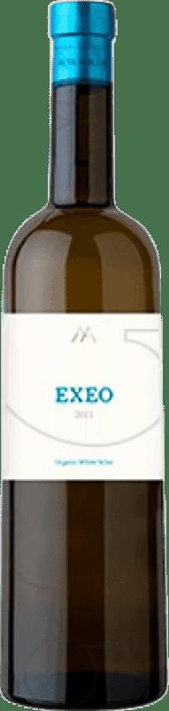 17,95 € 免费送货 | 白酒 Alta Alella Exeo Joven D.O. Alella 加泰罗尼亚 西班牙 Viognier, Chardonnay 瓶子 75 cl