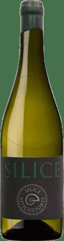 21,95 € | White wine Sílice Crianza Galicia Spain Godello, Palomino Fino, Treixadura Bottle 75 cl
