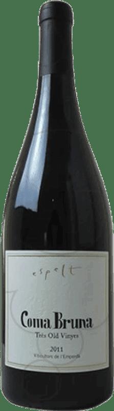 43,95 € Free Shipping | Red wine Espelt Comabruna D.O. Empordà Catalonia Spain Mazuelo, Carignan Magnum Bottle 1,5 L