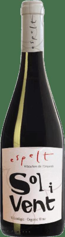 9,95 € | White wine Espelt Solivent Ecológico Joven D.O. Empordà Catalonia Spain Grenache White, Grenache Grey, Macabeo Bottle 75 cl