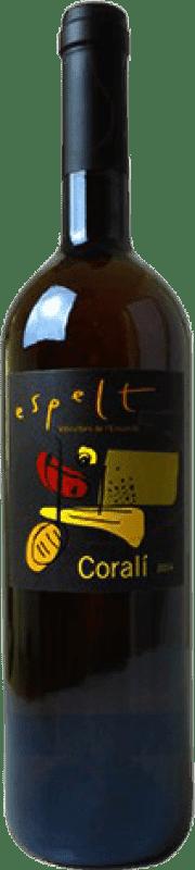 13,95 € | Rosé wine Espelt Coralí Joven D.O. Empordà Catalonia Spain Merlot, Grenache Magnum Bottle 1,5 L