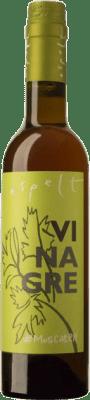 7,95 € Envío gratis | Vinagre Espelt Moscatel España Botellín 37 cl
