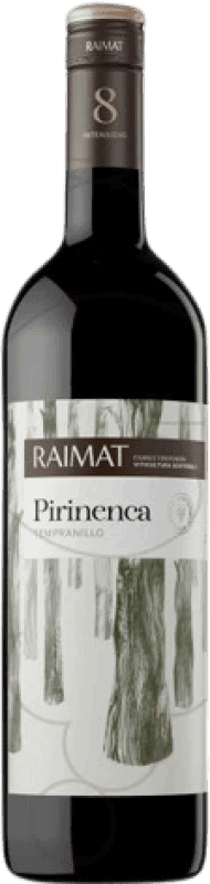 12,95 € | Red wine Raimat Pirinenca Crianza D.O. Costers del Segre Catalonia Spain Tempranillo Bottle 75 cl