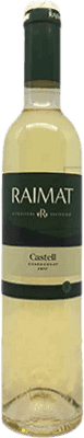 5,95 € | White wine Raimat Joven D.O. Costers del Segre Catalonia Spain Chardonnay Half Bottle 50 cl