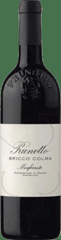 41,95 € Free Shipping | Red wine Prunotto Bricco Colma Piemonte Otras D.O.C. Italia Italy Albarossa Bottle 75 cl