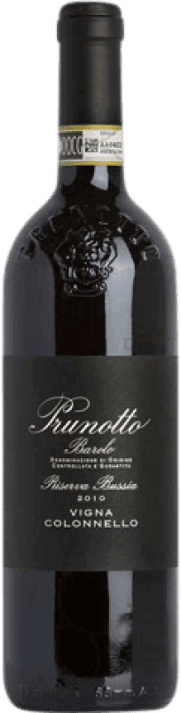 125,95 € Free Shipping | Red wine Prunotto Vigna Colonnello Riserva Bussia Reserva 2009 D.O.C.G. Barolo Italy Nebbiolo Bottle 75 cl