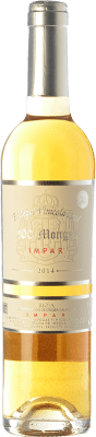 42,95 € Free Shipping | Fortified wine Vinícola Real 200 Monges Impar D.O.Ca. Rioja The Rioja Spain Malvasía, Macabeo Half Bottle 50 cl