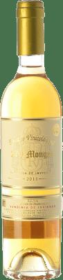42,95 € Free Shipping | Fortified wine Vinícola Real 200 Monges Vendimia de Invierno D.O.Ca. Rioja The Rioja Spain Malvasía, Macabeo Half Bottle 37 cl