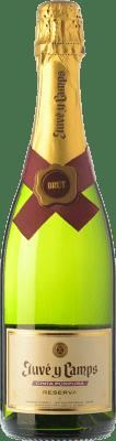 7,95 € | White sparkling Juvé y Camps Brut Reserva D.O. Cava Catalonia Spain Macabeo, Xarel·lo, Parellada Half Bottle 37 cl
