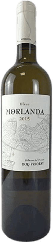12,95 € | White wine Viticultors del Priorat Morlanda Crianza D.O.Ca. Priorat Catalonia Spain Grenache White, Macabeo Bottle 75 cl