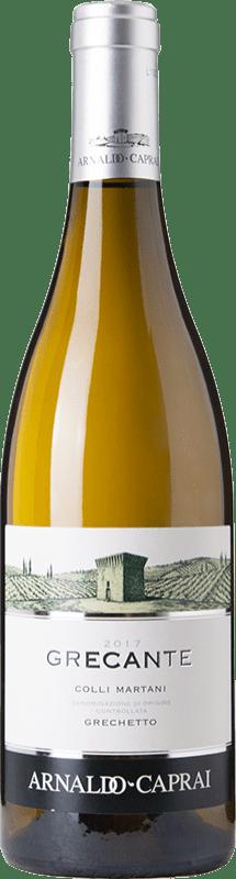 17,95 € | White wine Caprai Grecante Colli Martani Joven Otras D.O.C. Italia Italy Greco Bottle 75 cl