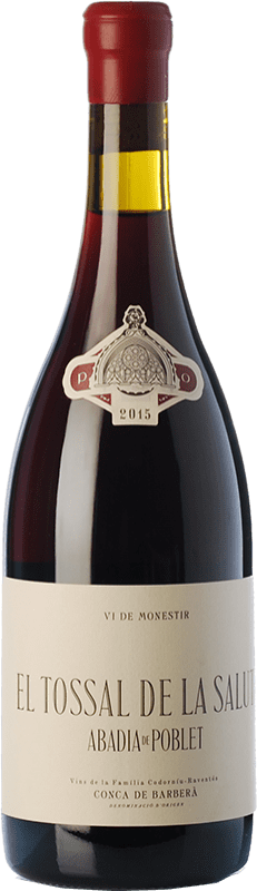 39,95 € | Red wine Abadia de Poblet El Tossal de la Salut D.O. Conca de Barberà Catalonia Spain Grenache Bottle 75 cl
