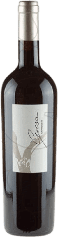21,95 € | Red wine Olivardots Gresa Expressio D.O. Empordà Catalonia Spain Syrah, Grenache, Cabernet Sauvignon, Mazuelo, Carignan Bottle 75 cl
